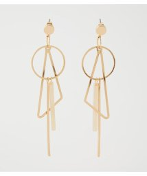 AZUL by moussy/MULTI PARTS EARRINGS/503319601