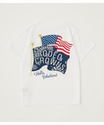 RODEO CROWNS WIDE BOWL/キッズバンダナフラッグTシャツ/503319621