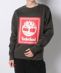 Timberland/【Men】YCC Crew stack logo Swt Peat,FQ/503249177