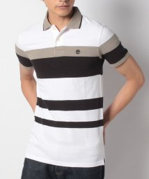 Timberland/【Men】AF SS polo ecl multistrpe Whit,FQ/503249279