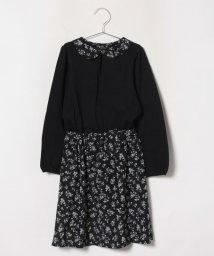 agnes b. ENFANT/IBU1 E ROBE キッズ ドッキング ドレス/503289820