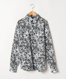 agnes b. HOMME/IE89 CHEMISE ローズプリントシャツ/503290130