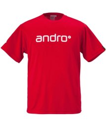 andro/ANDRO ナパTシャツ IV  RED/WHT/503306223