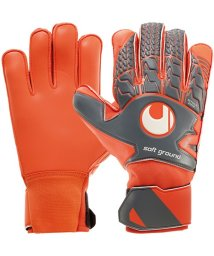 uhlsport/エアロレッド ソフト プロ DGY/RD/WH/503306981