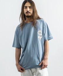 Rocky Monroe/MARK GONZALES マークゴンザレス Tシャツ メンズ レディース 半袖 カジュアル ストリート ビッグシルエット 綿 コットン プリント ロゴ イラス/503319193