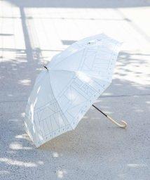 collex/【今年も登場】晴雨兼用 日傘 スカラップレース刺繍 長傘/503321527