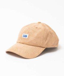 LOWELL Things/★Lee キャップスエード/503321855