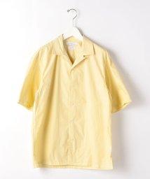 green label relaxing/[ フード テキスタイル ] FTP FOOD TEXTILE オープンカラー 半袖 シャツ/503260366