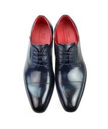 SVEC/本革 革靴 レザー レースアップシューズ 外羽根 ビジネスシューズ メンズ ロングノーズ ストレートチップ フォーマル 結婚式 スーツ紳士靴 靴 くつ ブラック/503300313