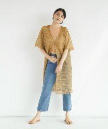 FIKA./FIKA. Cutwork lace cardigan/503322315