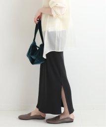 IENA/《追加》テレコリブスカート◆/503322552
