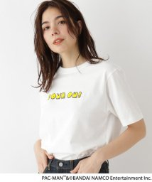 BASECONTROL/PAC-MAN/『COME ON!』プリントTシャツ/503323772