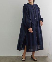 ROPE' mademoiselle/【near nippon】ナチュラル BOIL ロングシャツワンピース/503323777