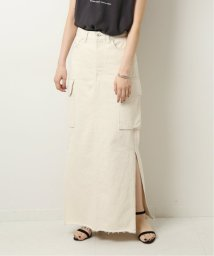 Spick & Span/【5 1/2】 CARGO-LINE DENIM SKIRT◆/503324331
