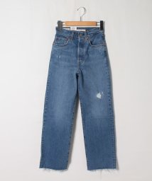 LEVI'S LADY/RIBCAGE STRAIGHT ANKLE JIVE MEND/503291696