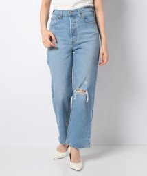 LEVI'S LADY/RIBCAGE STRAIGHT ANKLE TANGO FADE/503291697