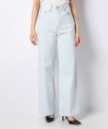 LEVI'S LADY/RIBCAGE WIDE LEG  COLD AS ICE - RC/503291708