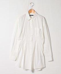 LEVI'S LADY/LMC WSTD DAD SHIRT DRESS BRIGHT WHITE/503291717