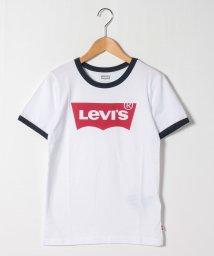 LEVI'S LADY/【KIDS】BATWING RINGER TEE/503291885