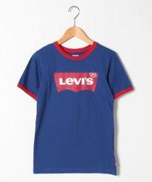 LEVI'S LADY/【KIDS】BATWING RINGER TEE/503291886