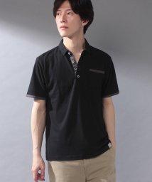 JNSJNM/【CREATIONCUBE】ダブルフェイスポロ/503302495