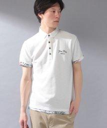 JNSJNM/【CREATIONCUBE】デザインポロシャツ/503302504