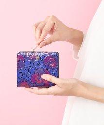 ANNA SUI BAG/マジカルローズ Lファスナー2つ折り財布/503314748