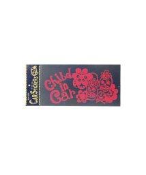 CAYHANE/【チャイハネ】耐水・耐熱 カーステッカー カラベラ ピンク/503320997
