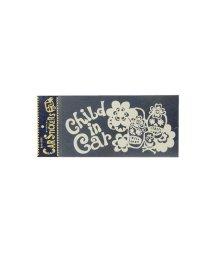 CAYHANE/【チャイハネ】耐水・耐熱 カーステッカー カラベラ ホワイト/503320998