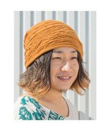 CAYHANE/【チャイハネ】コットンニットキャップ ブラウン/503323054