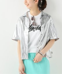 JOINT WORKS/【STUSSY / ステューシー】 SHINY BUTTON DOWN/503326348