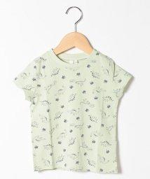 LAGOM/【lagom】恐竜総柄Tシャツ/503317660