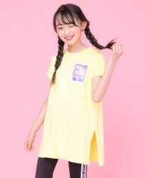 JENNI love/フレンチスリーブロング丈Tシャツ/503322820