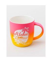 KAHIKO/【Kahiko】Aloha グラデーションマグ ピンク/503326973