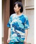 KAYA/【カヤ】浮世絵 和ロハメンズTシャツ 7IA-0239/503327954