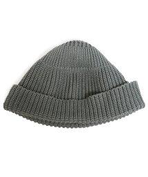 Keys/帽子 ニット帽 ニットキャップ ビーニー ワッチ ショートワッチ コットン 綿 メンズ レディース Keys/503328585
