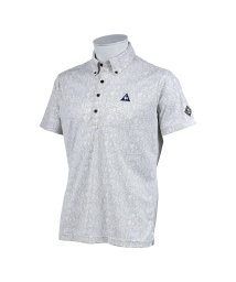 le coq sportif GOLF/8Bitカモフラージュプリント半袖シャツ/503328594