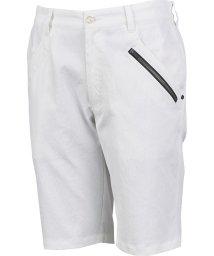 le coq sportif GOLF/シワ加工ツイルストレッチゴルファーズポケットショートパンツ/503328611