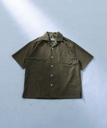 ITEMS URBANRESEARCH/オープンカラー半袖シャツ/503328781