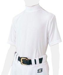 ZETT/JRハイネックハンソデアンダーシャツ/503329579