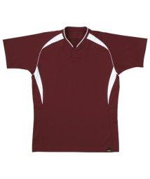 ZETT/プルオーバーベースボールシャツ/503329619
