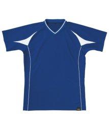 ZETT/Vネックベースボールシャツ/503329621