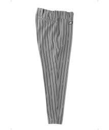 ZETT/ストライプユニフォームロングパンツ/503329808
