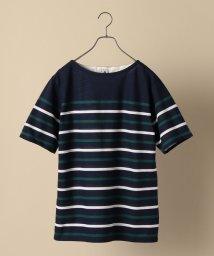 SHIPS MEN/SC: トリコット ボートネック Tシャツ2/503330357