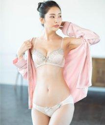 fran de lingerie/Emily144 エミリー ブラ&ショーツセット B65-F75カップ/501512901