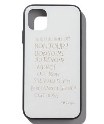 To b. by agnes b./WQ20 GOODS アーティスト iPhoneケース/503290336