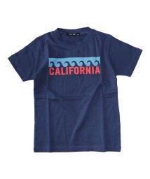 NEXT WALL/「530-00.01」キッズ Tシャツ 子供服 半袖 男の子 ボーイズ ティーシャツ プリント ロゴ SURF/503328464