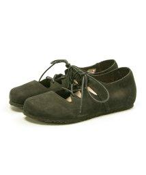 BIRKENSTOCK/BIRKENSTOCK ビルケンシュトック RYE レイ レースアップシューズ ヌバック 革 靴 ビルケン Narrow レディース HI-RYENU/503328966