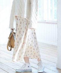 ViS/【WEB限定】アソートフロントボタンスカート/503332078