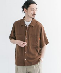 URBAN RESEARCH/【別注】UNIVERSAL OVERALL×URBAN RESEARCH オープンカラーシャツ/503332131
